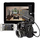 Vello Extenda WiFi Camera Remote Control Live View Select Canon, Nikon Sony Cameras - Wireless Camera Trigger, DSLR Controller LW-100