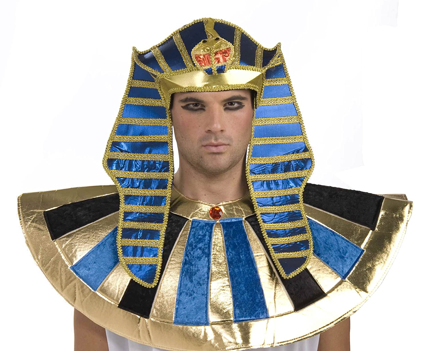 Amazon.com Forum Novelties Menu0027s Egyptian Costume Headpiece Multi One Size Clothing  sc 1 st  Amazon.com & Amazon.com: Forum Novelties Menu0027s Egyptian Costume Headpiece Multi ...