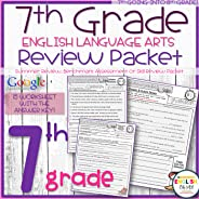 7th Grade English Language Arts Review Packet