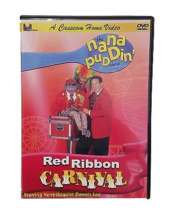 amazon com nana puddin red ribbon carnibal dvd short stories for