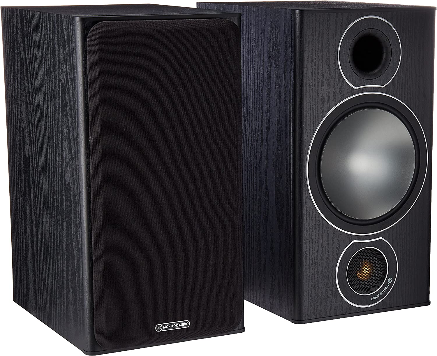 Casse da scaffale - Audio Monitor Bronze 2