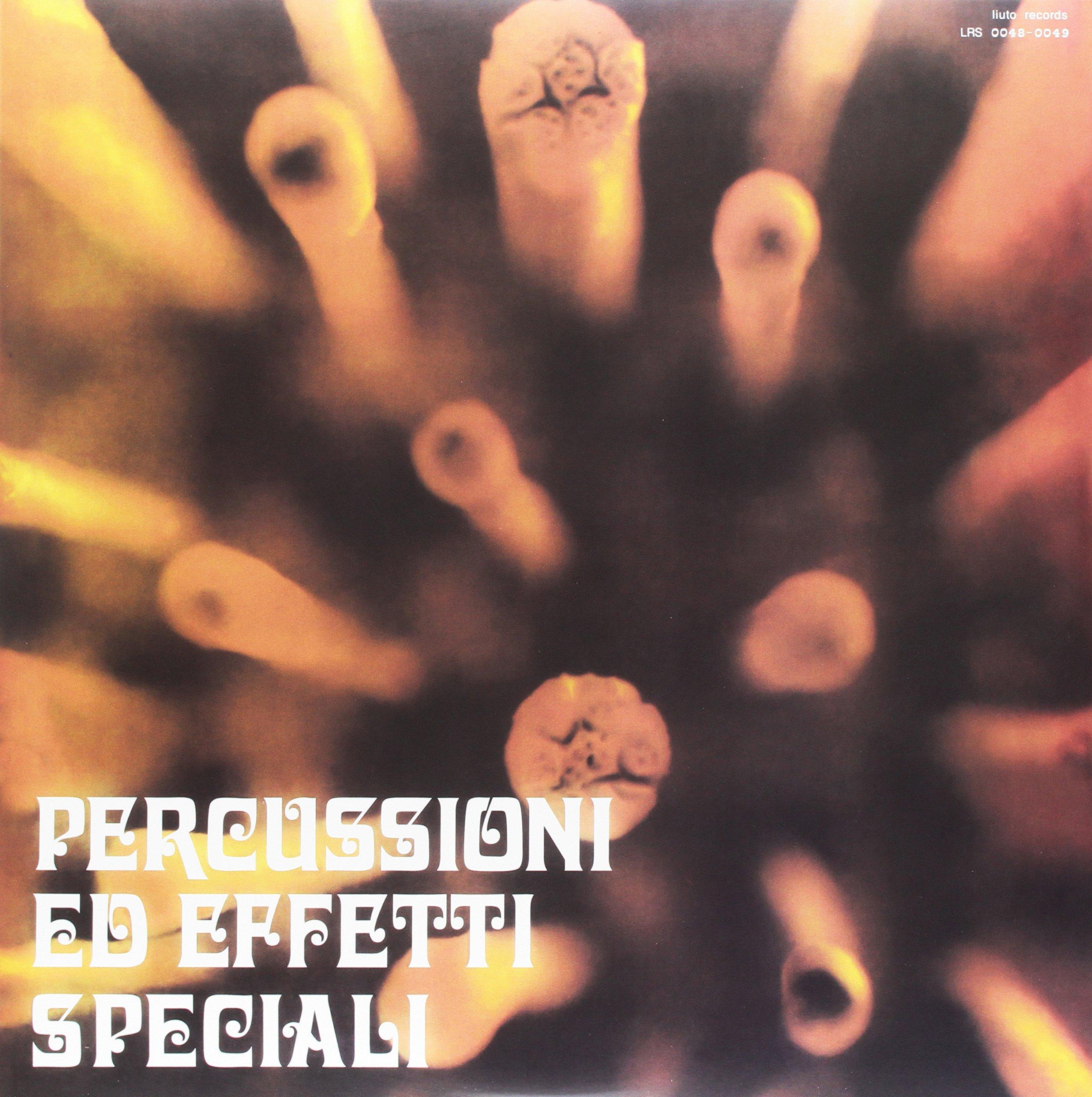 Vinilo : PIERO UMILIANI - Percussioni Ed Effetti Speciali (LP Vinyl)