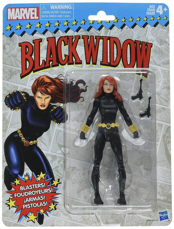 "Marvel Legends The Avengers Age of Ultron Black Widow Natasha 6/"" Action Figure"