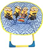 Despicable Me Minion Made Moon chair