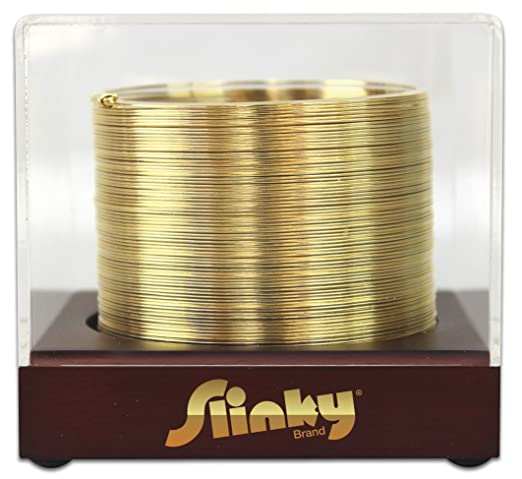 14 Karat Gold Plated Slinky
