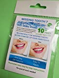 Missing tooth? - Temporary-Cosmetic DIY False Tooth