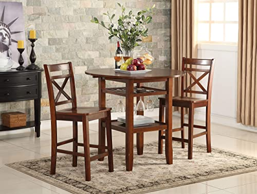 ACME Furniture 72535 Tartys Counter Height Table