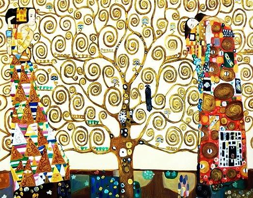 Unique Arts Gustav Klimt - L' Arbre De La
