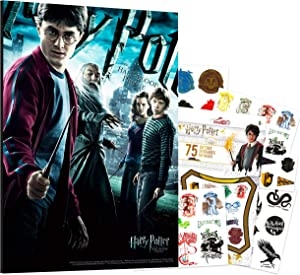 """Harry Potter Poster Room Decor Bundle ~ 8"""" X 12"""" Harry Potter Office Wall Decoration Mounted Harry Potter Poster Office Decor (Harry Potter and The Half Blood Prince)"""