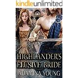 Highlander's Elusive Bride: A Scottish Medieval Historical Romance (Highlands' Deceptive Lovers Book 6)