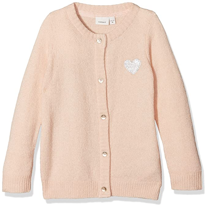 NAME IT Nitdinoma LS Knit Card F Mini, Chaqueta Punto Bebé ...