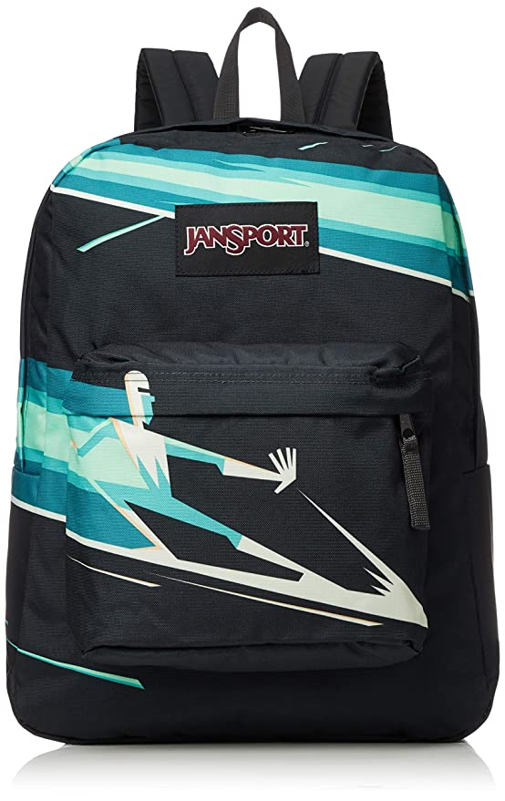 Amazon.com | JanSport Incredibles High Stakes Backpack - Incredibles Frozone | Casual Daypacks