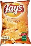 Lay's Chips au Fromage 130 g - Lot de 5