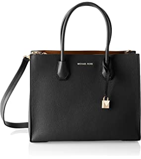a4b7daffe3bb Amazon.com: MICHAEL Michael Kors KORS STUDIO Mercer Medium Messenger ...
