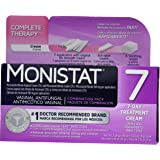 Monistat 7 Triple Action Size 15pc Monistat 7 Triple Action 15pc