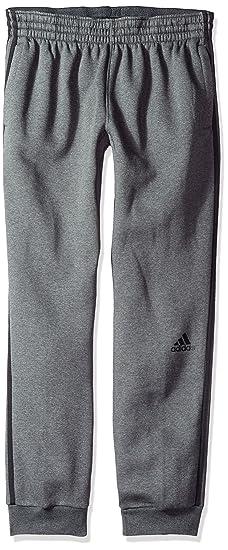 adidas Men's Slim 3 Stripe Sweatpants