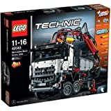 LEGO Technic 42043 - Mercedes-Benz Arocs 3245