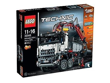 Arocs 42043 Mercedes De Jeu Benz 3245 Construction Lego Technic reoCxBd