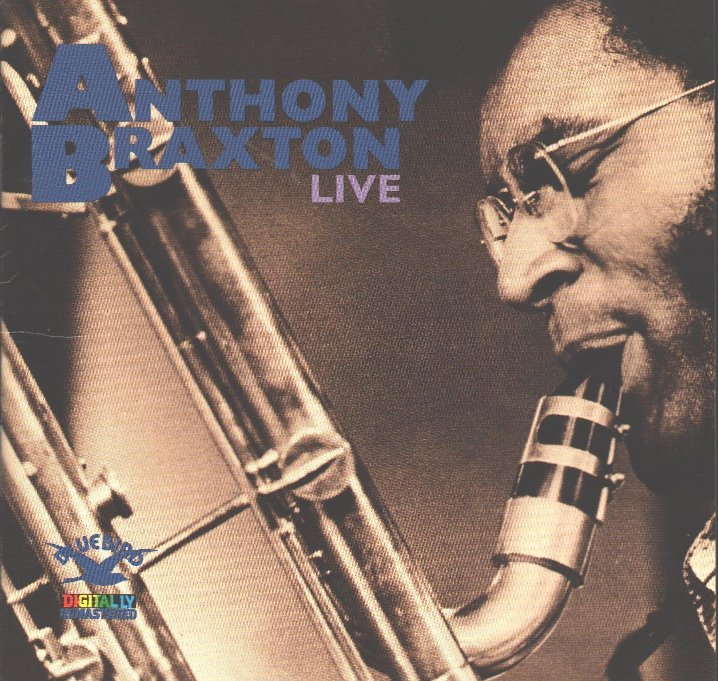 Anthony Braxton Live by Bluebird / RCA