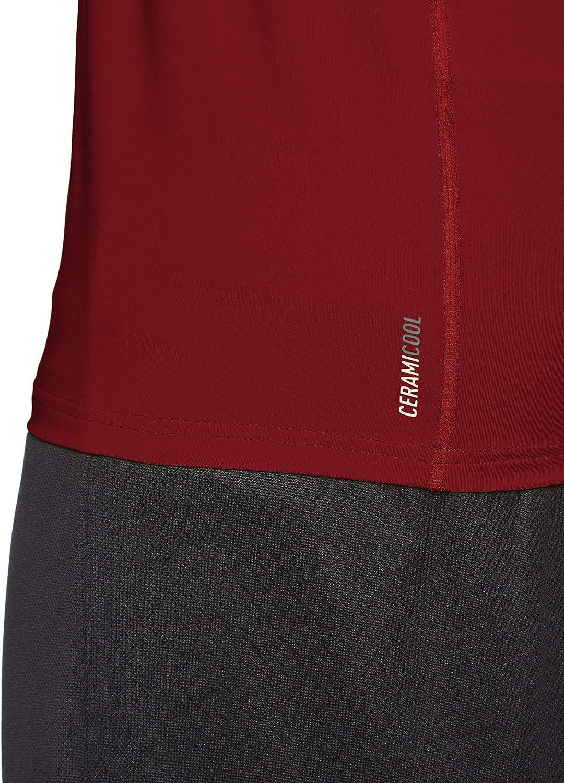 Hombre /Cool Camiseta oto/ño//Invierno Odlo BL Top Crew Neck S//L Ceramicore/ Color
