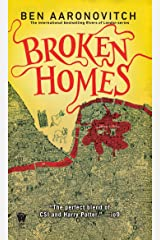 Broken Homes (PC Peter Grant Book 4) Kindle Edition