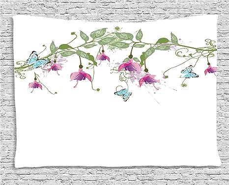 Amazon Ambesonne Flower House Decor Collection Decorative