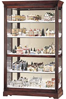 Howard Miller 680-235 Townsend Curio Cabinet by