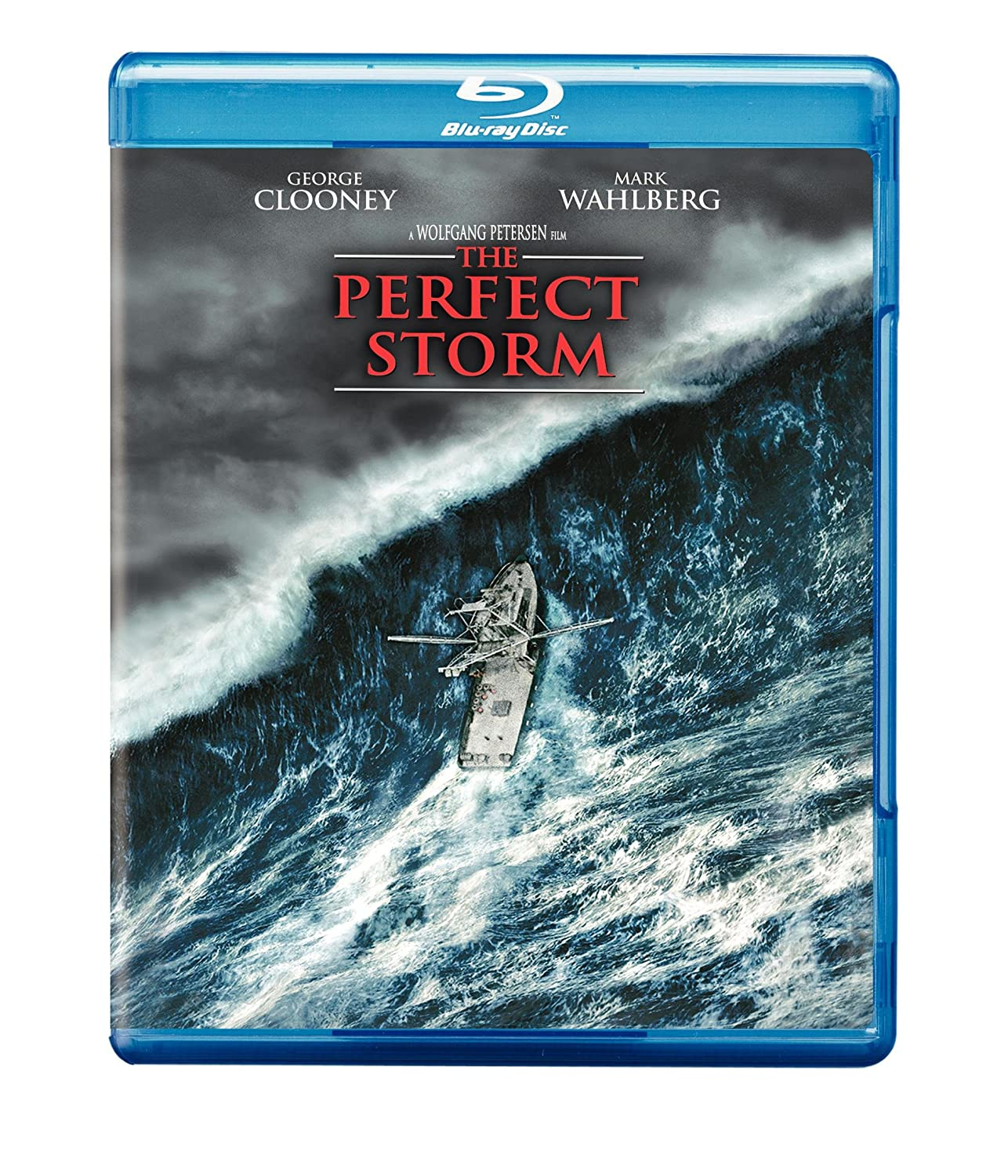 Amazon Com The Perfect Storm Blu Ray George Clooney Mark Wahlberg Mark Wahlberg Wolfgang Petersen Movies Tv