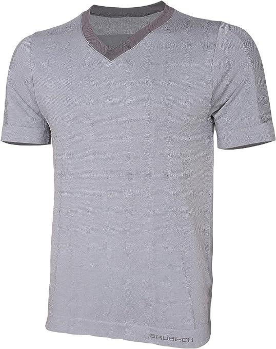 Brubeck® SS11800 Pijamas para Hombres (Camisa de Manga Corta) | Pijamas | Ropa de Dormir | Micromodal Air | Un Confort Climático de Ajuste | Suavidad Ùnica: Amazon.es: Deportes y aire libre
