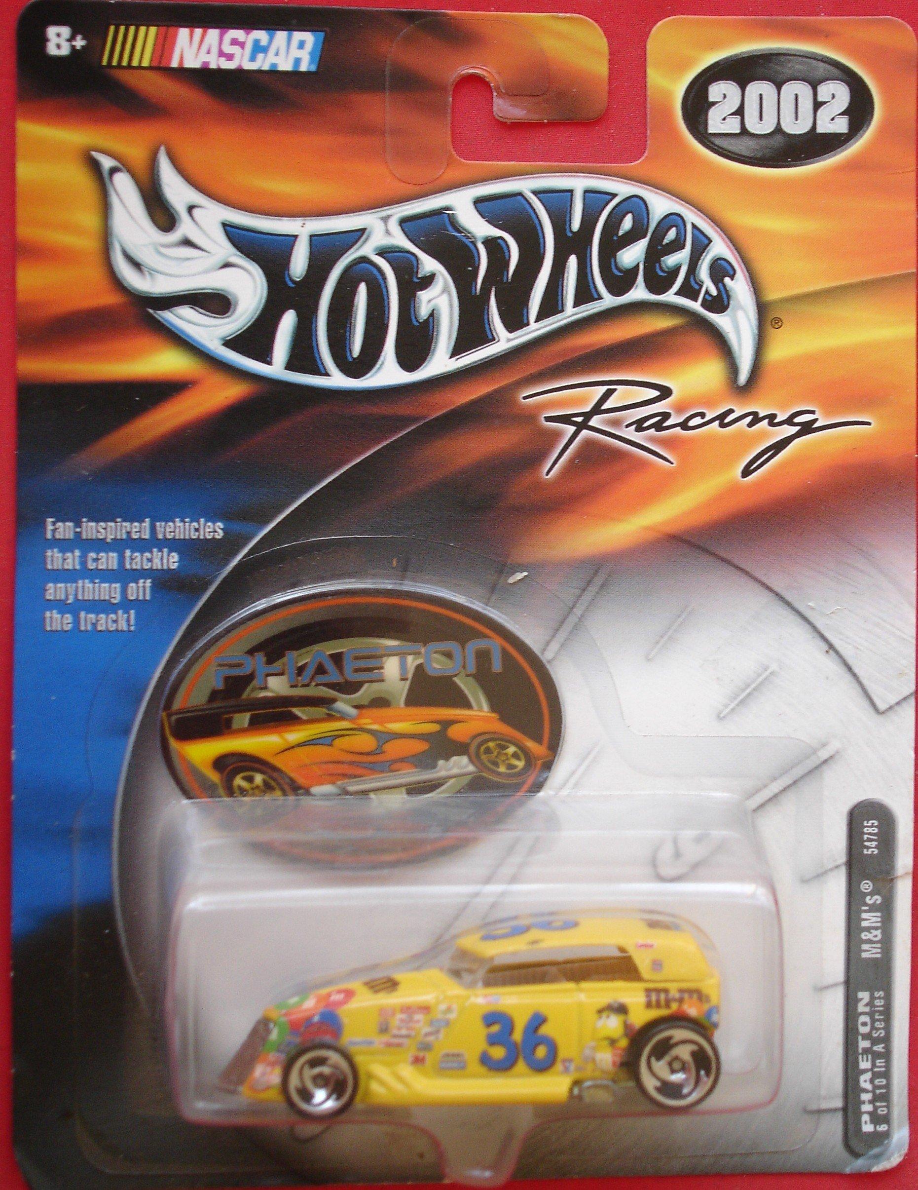 Hot Wheels Phaeton M & M's 2002 Racing