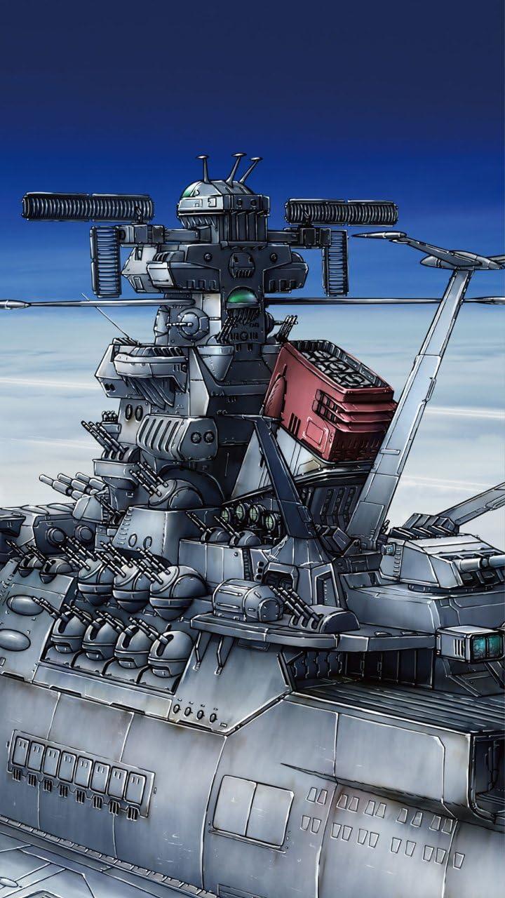 宇宙戦艦ヤマト Hd 720 1280 壁紙 ヤマトの艦橋 アニメ スマホ用画像91556