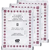 Whamisa Organic Hydrogel Facial Mask Sheets Skin Care Face Mask with All Natural & Organic Flower Aloe Vera Extracts…