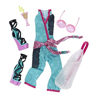 Monster High Lagoona Blue Fashion Pack: Toys & Games