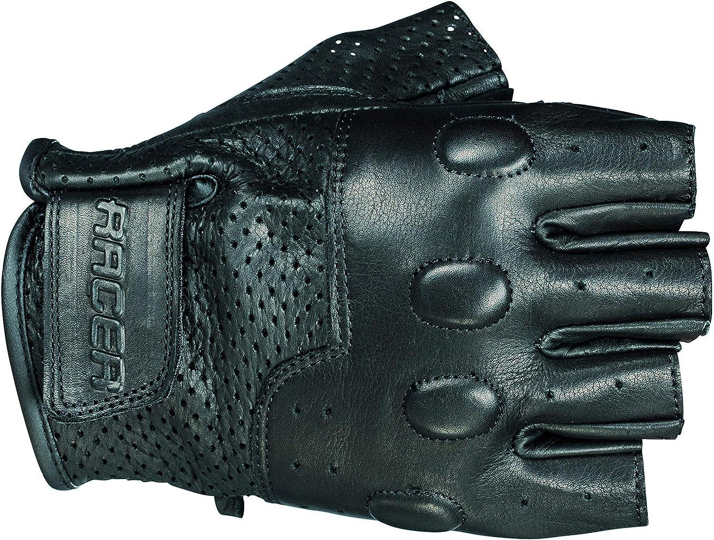 XL Racer Bubble Gloves Black