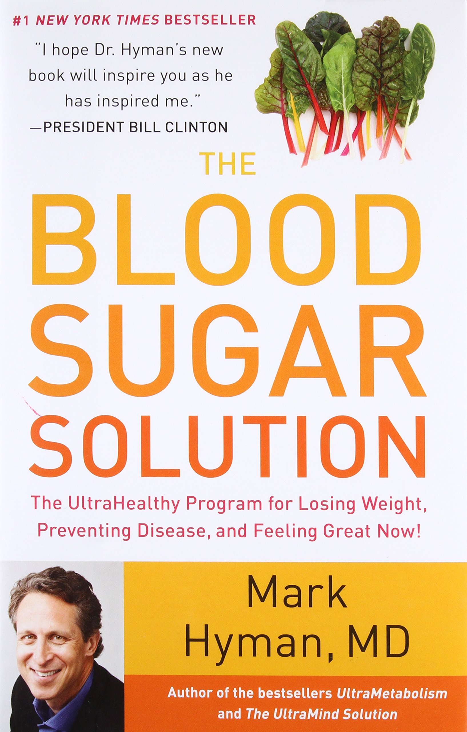 Dr. Mark Hyman on The Blood Sugar Solution