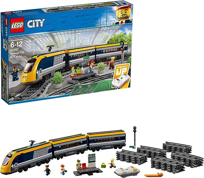 LIVRAISON RAPIDE *** LEGO CITY RC ferroviaire passage à niveau NEUF 60198 60197 7898,