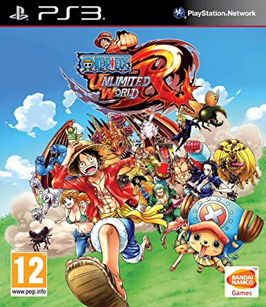 One Piece Unlimited World Red: Straw Hat Edition ...