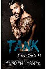 TANK (Savage Saints MC Book 2) Kindle Edition