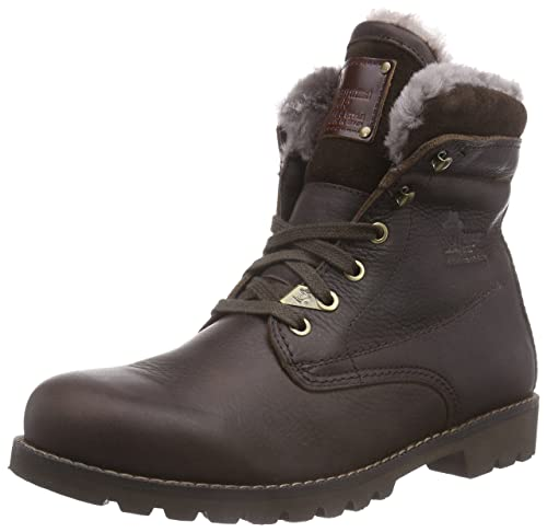 Panama Jack - 03 Aviator Igloo, Botas Clasicas Hombre, Marrón (Brown C6)
