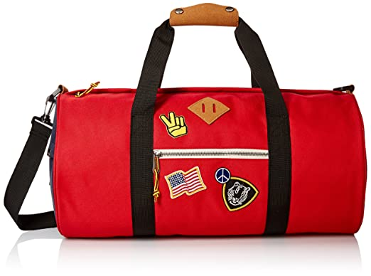 9b5af1df381 Image Unavailable. Image not available for. Color: Steve Madden Men's  overnighter/Duffle Bag ...
