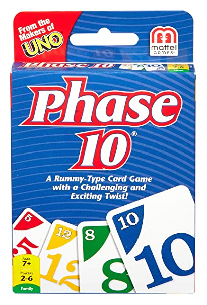 Image result for phase 10 card game