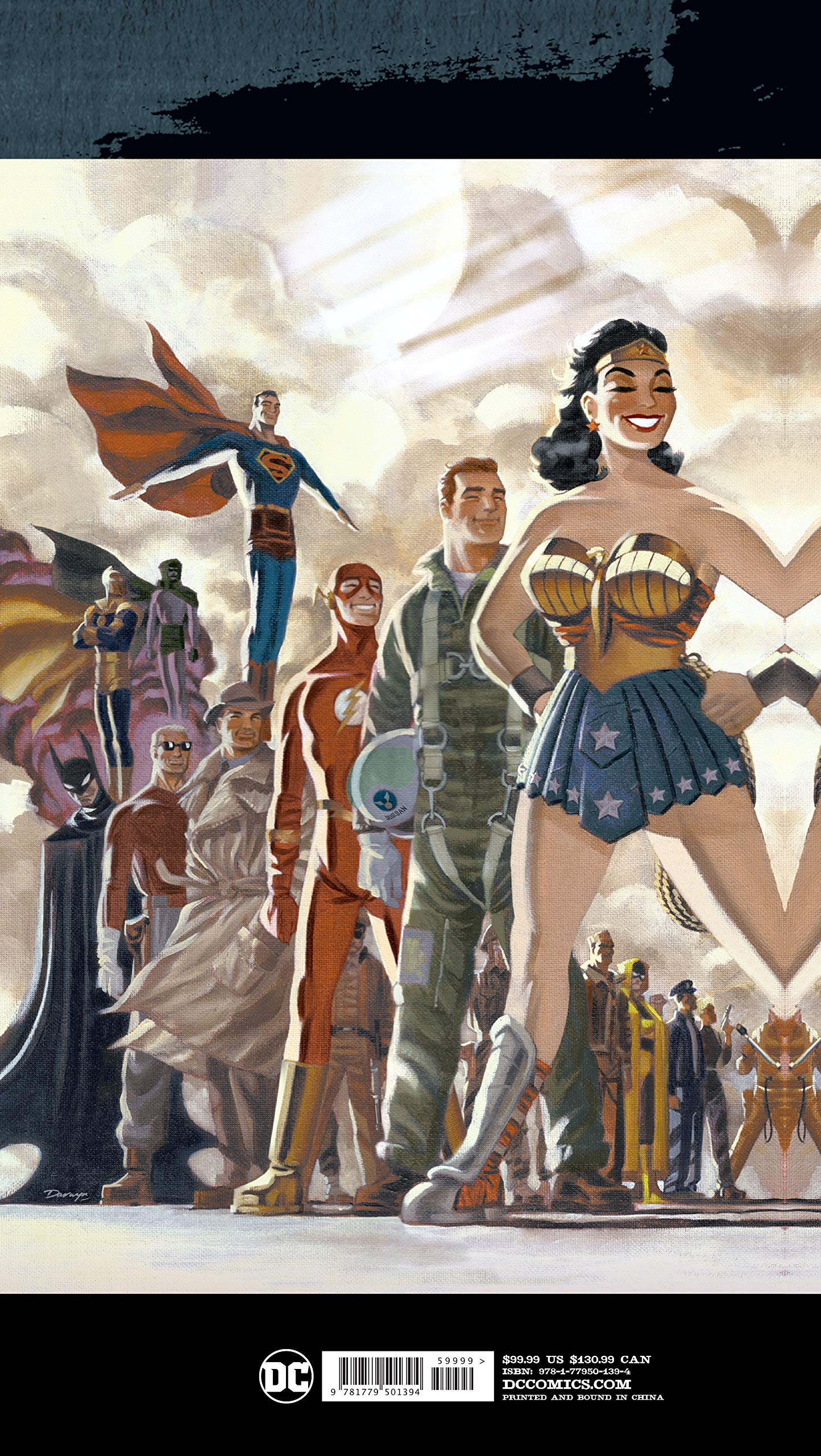 Absolute DC: The New Frontier 15th Anniversary