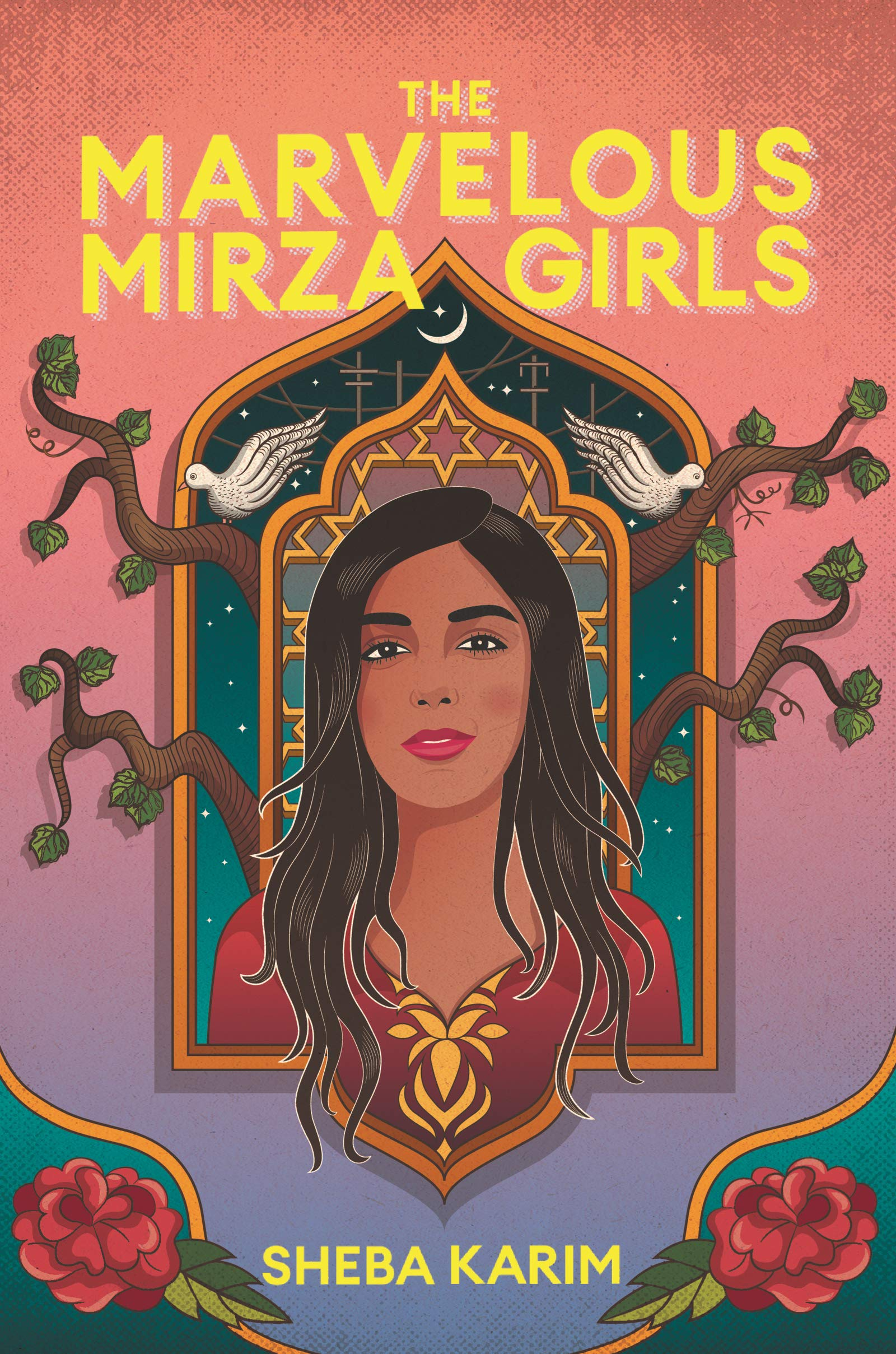 Amazon.com: The Marvelous Mirza Girls (9780062845481): Karim, Sheba: Books