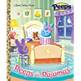 Peeps in Pajamas (Peeps) (Little Golden Book)