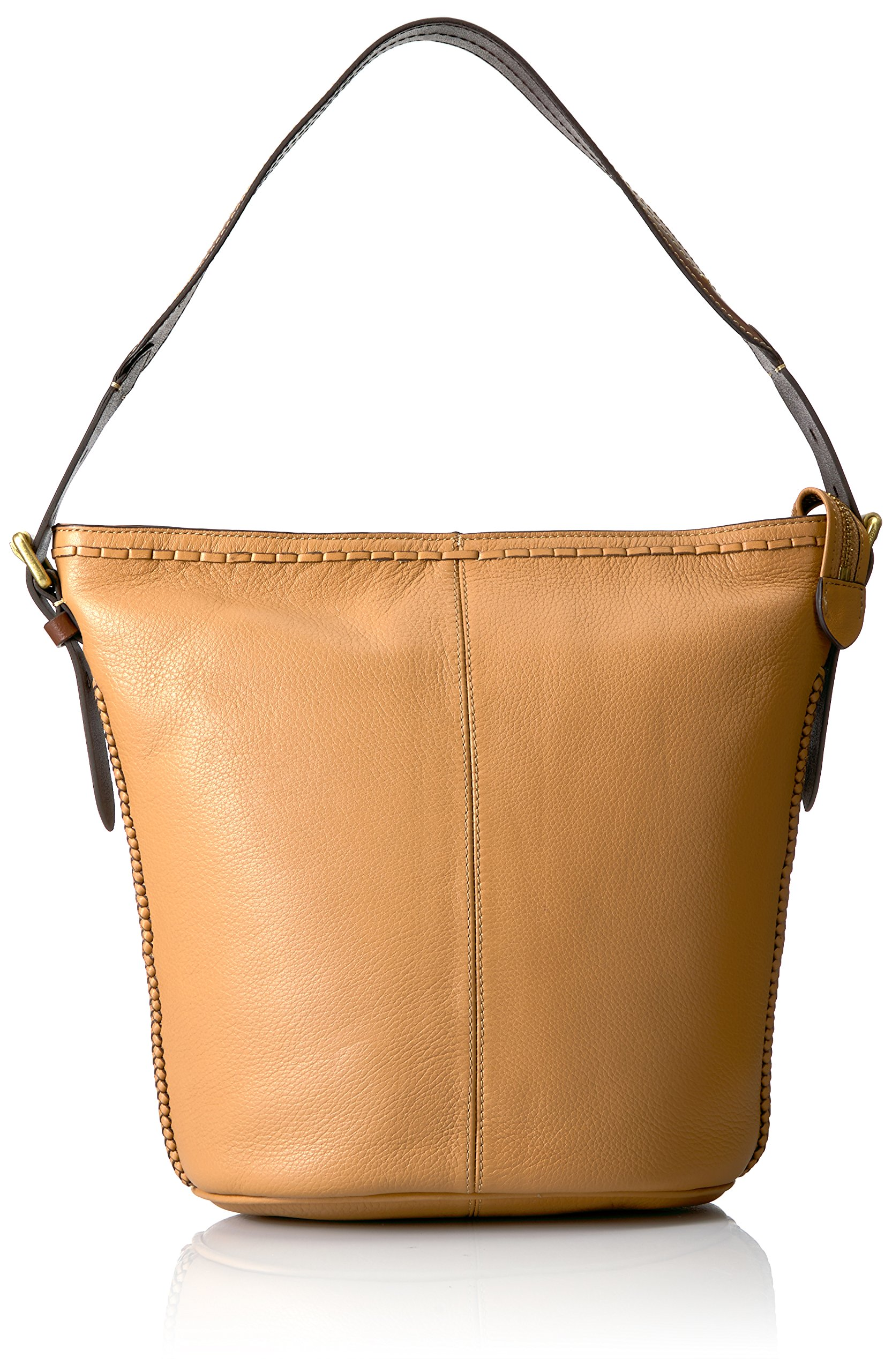 Cole Haan Loralie Whipstitch Bucket Hobo, Camel by Cole Haan