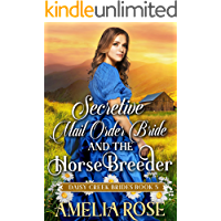 Secretive Mail-Order Bride and the Horse Breeder: Inspirational Western Mail Order Bride Romance (Daisy Creek Brides…