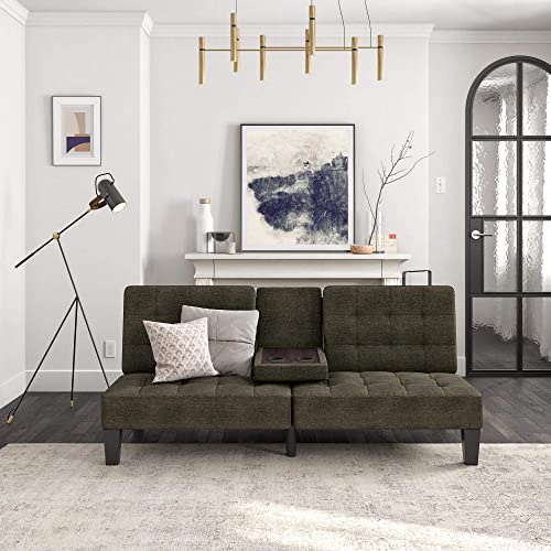 DHP Julia Futon, Gray