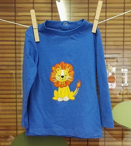 Camiseta pintada a mano 9-12 meses León