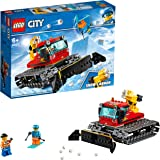 LEGO City Snow Groomer 60222 Building Toy, Vehicle Toy for 6+ Year Old Boys and Girls, 2019