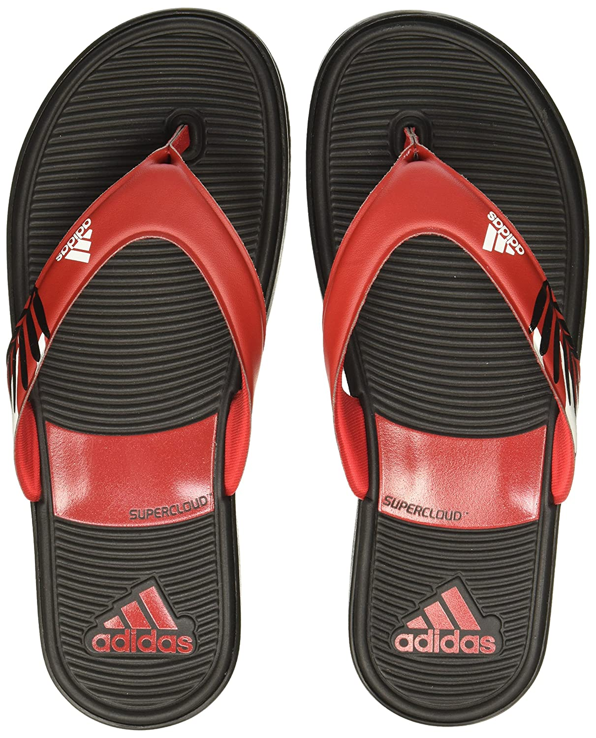 new style 8f61b fef31 Adidas Mens Sc Beach Ii M Flip-Flops and House Slippers